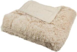 Luxusní deka s dlouhým vlasem
