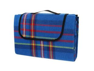 Pikniková deka v kostkovaném vzoru
